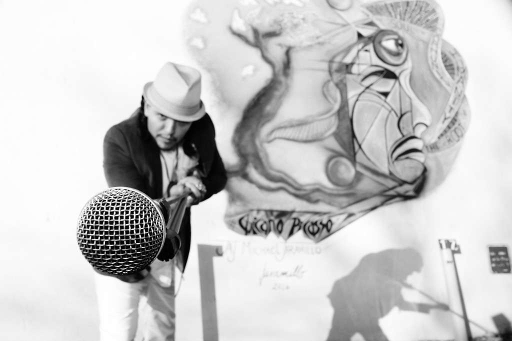 Molina Speaks - Chicano Picasso1
